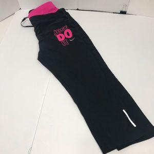 Nike Dri Fit Capri legging